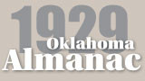 [1929] Directory of the State of Oklahoma