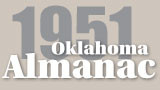 [1951] Directory of the State of Oklahoma