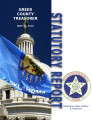 County treasurer, Greer County, Oklahoma, treasurer statutory report.