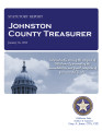 Rana Gilpin, County Treasurer Johnston County, Oklahoma Treasurer Statutory Report January 31, 2012