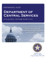 Audit Report of the Department of Central Services For the Period July 1, 2010 through December...