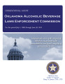 Audit Report of the Oklahoma Alcoholic Beverage Laws Enforcement Commission For the Period July 1,...