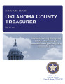 "FORREST ""BUTCH"" FREEMAN, COUNTY TREASURER OKLAHOMA COUNTY, OKLAHOMA TREASURER STATUTORY REPORT MAY..."