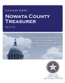 BONNIE WORKMAN, COUNTY TREASURER NOWATA COUNTY, OKLAHOMA TREASURER STATUTORY REPORT MAY 22, 2012