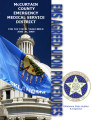 McCurtain County emergency medical district, EMS agreed-upon procedures report.