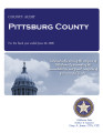 PITTSBURG COUNTY, OKLAHOMA FINANCIAL STATEMENT AND INDEPENDENT AUDITOR'S REPORT FOR THE FISCAL...