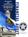 Oklahoma Tax Commission,  financial statement and independent auditor's report.
