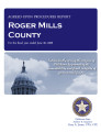 Roger Mills County, Oklahoma agreed-upon procedures report.