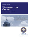 Washington Co. Fy 2009 1