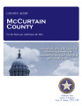McCurtain County, Oklahoma Financial Statement And Independent Auditor's Report for the Fiscal...