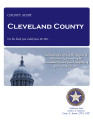 Cleveland Co Financial Fy 2011 1
