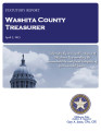 SHARI GIBLET, COUNTY TREASURER WASHITA COUNTY, OKLAHOMA TREASURER STATUTORY REPORT APRIL 3, 2013