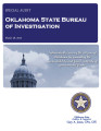 OKLAHOMA STATE BUREAU OF INVESTIGATION SPECIAL AUDIT REPORT MARCH 28, 2013