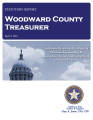 SONYA COLEMAN, COUNTY TREASURER WOODWARD COUNTY, OKLAHOMA TREASURER STATUTORY REPORT APRIL 2, 2013