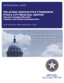 Audit Report of the Oklahoma Aeronautics Commission Ponca City Regional Airport – Project Number...