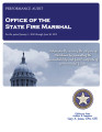 Audit Report of the Office of the State Fire Marshal For the Period January 1, 2010 through June...