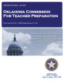 Audit Report of the Oklahoma Commission for Teacher Preparation For the Period July 1, 2008...