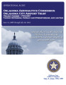 Audit Report of the Oklahoma Aeronautics Commission Oklahoma City Airport Trust - Project Number...