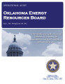 Audit Report of the Oklahoma Energy Resources Board For the Period July 1, 2011 through June 30,...