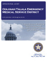 OOLOGAH TALALA EMERGENCY MEDICAL SERVICE DISTRICT OPERATIONAL AUDIT FOR THE PERIOD JULY 1, 2010...