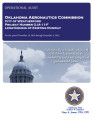Audit Report of the Oklahoma Aeronautics Commission City of Weatherford - Project Number...