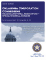 Audit Report of the Oklahoma Corporation Commission Oklahoma Universal Service Fund – Special...