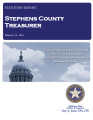 JANICE GRAHAM, COUNTY TREASURER STEPHENS COUNTY, OKLAHOMA TREASURER STATUTORY REPORT FEBRUARY 14,...