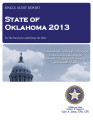 OKLAHOMA 2013 Single Audit Report For The Fiscal Year Ended June 30, 2013