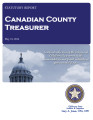 CAROLYN LECK, COUNTY TREASURER CANADIAN COUNTY, OKLAHOMA TREASURER STATUTORY REPORT MAY 12, 2014