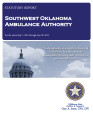 SOUTHWEST OKLAHOMA AMBULANCE AUTHORITY FOR THE PERIOD JULY 1, 2012 THROUGH JUNE 30, 2014