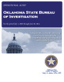 Audit Report of the Oklahoma State Bureau of Investigation For the Period July 1, 2009 through...