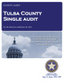 SINGLE AUDIT REPORT TULSA COUNTY, OKLAHOMA FOR THE FISCAL YEAR ENDED JUNE 30, 2014