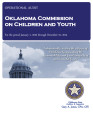 Audit Report of the Oklahoma Commission on Children and Youth For the Period January 1, 2010...