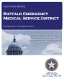 Buffalo Emergency Medical Service District Statutory Report for the Period July 1, 2012 through...