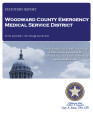 WOODWARD COUNTY EMERGENCY MEDICAL SERVICE DISTRICT OPERATIONAL AUDIT FOR THE PERIOD JULY 1, 2011...