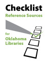 Checklist: reference sources for Oklahoma libraries