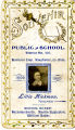 Souvenir card, Public School, District No. 106, Harrison Township, Kingfisher, County, Oklahoma.