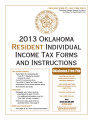 2013 Resident Individual Income Tax Forms and Instructions