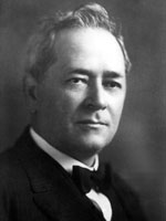 (02) Governor Charles N. Haskell, 1907 to 1911