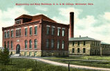 Engineering and shop Building, O. A. & M. College, Stillwater, Okla.