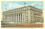 UNITED STATES POST OFFICE AND COURT HOUSE, MUSKOGEE, OKLA.