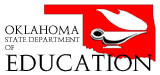 Oklahoma graduation rates for the 2007, 2008, and 2009 school years