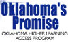 Earn college tuition : it's Oklahoma's promise!