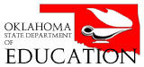Oklahoma School Testing Program test blueprint