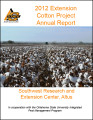 2012 Extension Cotton Project...