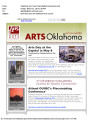 April News from the Oklahoma Arts...