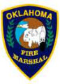 Annual report of the Oklahoma State Fire Marshal's office
