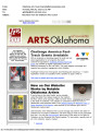 May News from the Oklahoma Arts...
