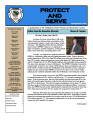 2013 Spring Summer Newsletter 1