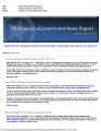 December 2013 eGovernment News...